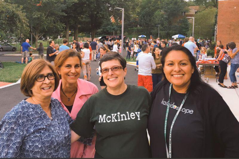 2017 McKinley Ice Cream Back-to-School social
